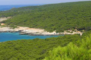parco naturale di porto selvaggio salento da scoprire