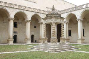 monastero olivetani lecce