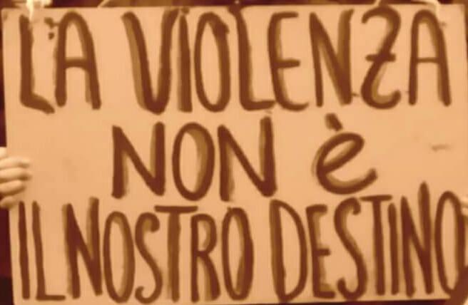 la violenza non è il nostro destino